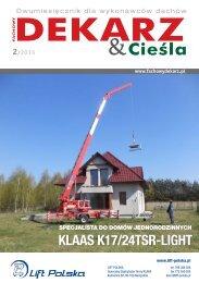 Fachowy Dekarz & Cieśla 2/2015