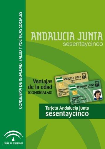 CONSEJERÍA DE IGUALDAD, SALUD Y POLÍTICAS SOCIALES
