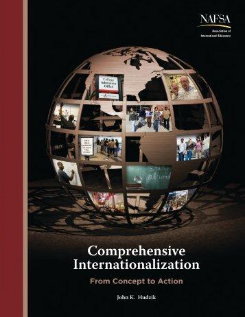 Comprehensive Internationalization - Global Education Office