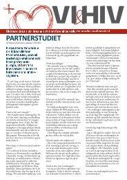 VI&HIV Oktober 2010 - Hiv-Danmark