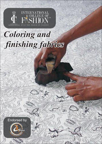 Coloring and finishing fabrics .cdr - College Of Fashion