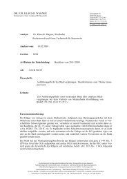 DR. JUR. KLAUS-R. WAGNER - BeteiligungsReport.de