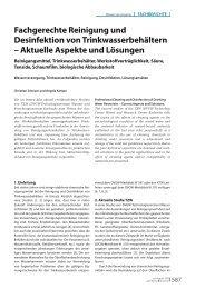 Fachgerechte Reinigung und Desinfektion von - Herlisil GmbH