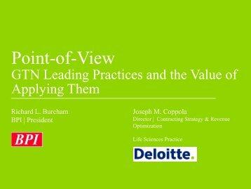 BPI Confidential - Business Review Webinars