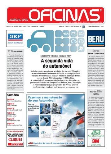 Jornal das Oficinas 063 - Fevereiro 2011