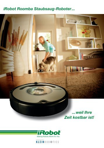 iRobot Roomba - Robot – Staubsauger Roboter
