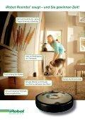 iRobot Roomba - Robot – Staubsauger Roboter - Seite 2