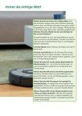iRobot Roomba - Robot – Staubsauger Roboter - Seite 5
