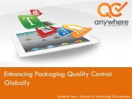 Enhancing Packaging Quality Control Globally - Business Review ...