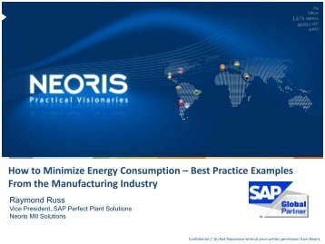 Energy Management - Business Review Webinars