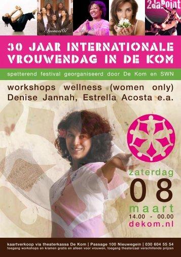 Programma - vrouwendag.nl