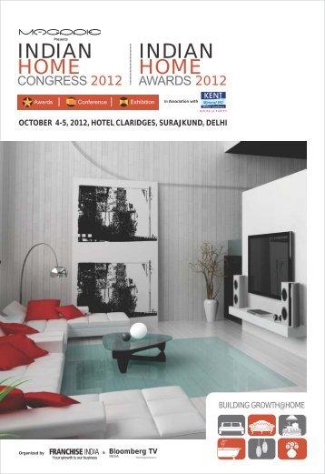 october 4-5, 2012, hotel claridges, surajkund, delhi - Franchise India