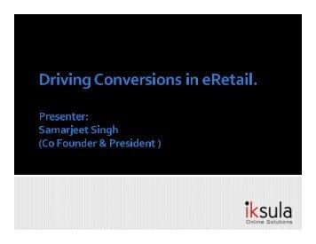 Download Presentation - Franchise India