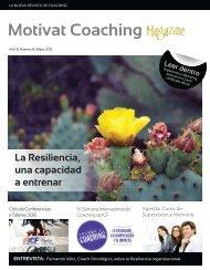 Motivat Coaching Magazine Num.8 - Año 2015