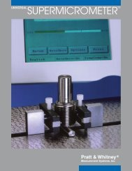 Universal Supermicrometer Template.indd - Pratt & Whitney