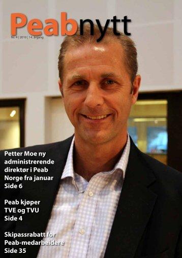 Nr 4 - Peab i Norge