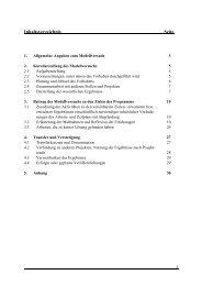 Inhaltsverzeichnis Seite - B