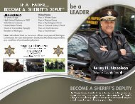 to download the Wayne County Recruitment ... - Sheriff Connect