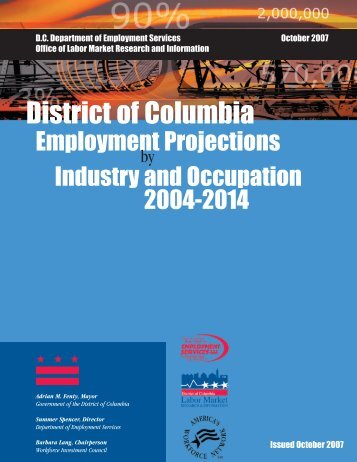 District of Columbia Department of Employment Services