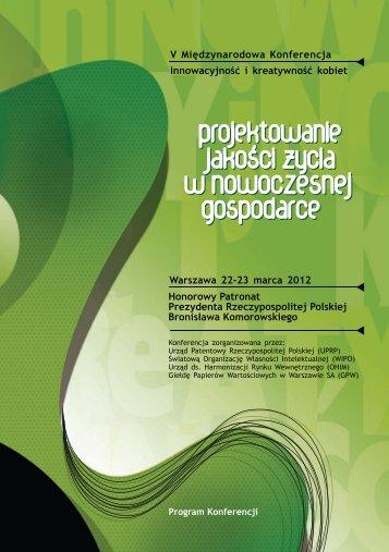 Program konferencji - GPW