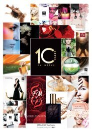 FM Germany Kosmetik- und Parfumkatalog 2015