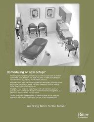 Exam Room Equipment & Furniture