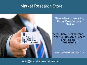 Market PharmaPoint: Insomnia , Global Drug Forecast and Market Analysis to 2023