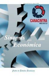 Sinopsis Económica Centro de Estudios Económicos