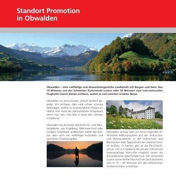FS_Standort Promotion.indd - Kanton Obwalden