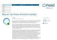 PVC-freier Verschluss Pano BLUESEAL   Pano GmbH
