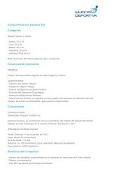 Convocatoria_10K AMERICAN EXPRESS 2012 - Atletismo en México