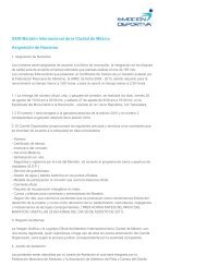 Convocatoria_42k DF11 - Atletismo en México