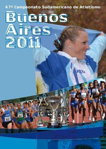 Memoria Sudamericano Bs. As. 2011 - Confederación Atlética del ...