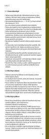 Maalilinja neuvoo - opas 2 sisäseinät - Tikkurila - Page 3