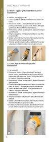 Maalilinja neuvoo - opas 2 sisäseinät - Tikkurila - Page 4