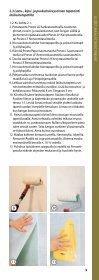 Maalilinja neuvoo - opas 2 sisäseinät - Tikkurila - Page 5