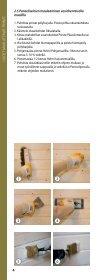 Maalilinja neuvoo - opas 2 sisäseinät - Tikkurila - Page 6