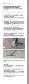 Maalilinja neuvoo: 05. Sisälattiat betoni- ja puupinnat - Tikkurila - Page 5
