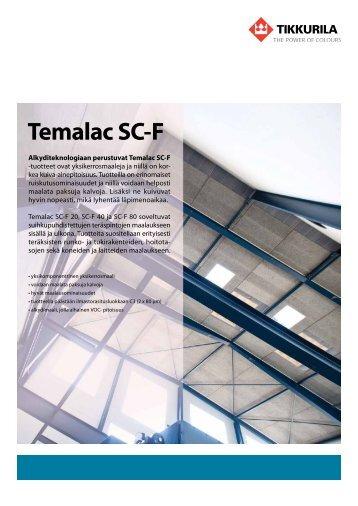 Temalac SC-F - Tikkurila