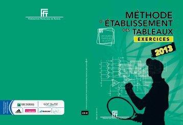 La Méthode d'établissement des tableaux - Exercices - Fédération ...