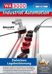 WA3000 Industrial Automation Mai 2015