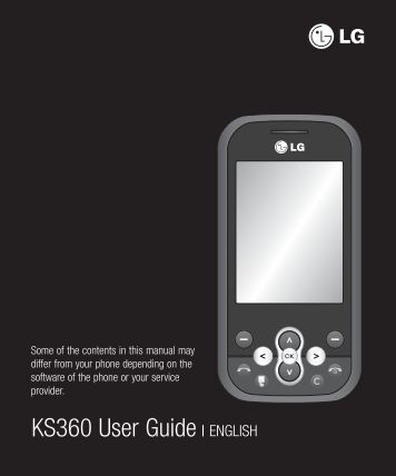 KS360 User Guide - virginmobile.com