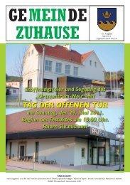 Gemeinde Zuhause 1/2011 (PDF) - Gemeinde Loipersdorf