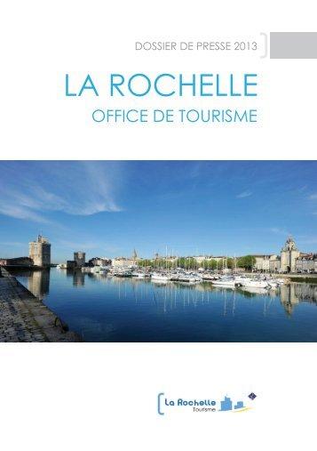 LA ROCHELLE - Le site dédié aux acteurs du tourisme en Poitou ...