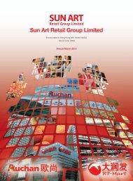 Sun Art Retail Group Limited - TodayIR.com