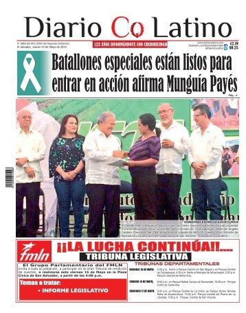 Edición 15 de Mayo de 2015