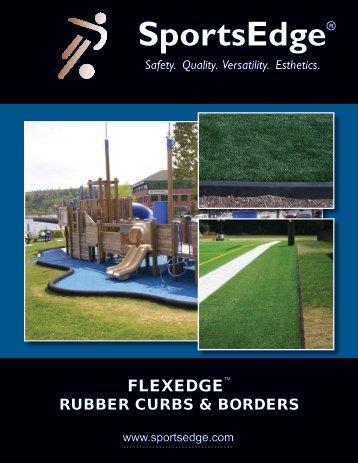 FlexEdge Products Brochure - SportsEdge