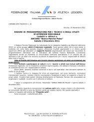 Comunicato_Tecnico_31_2011[1].pdf - ASA ASCOLI