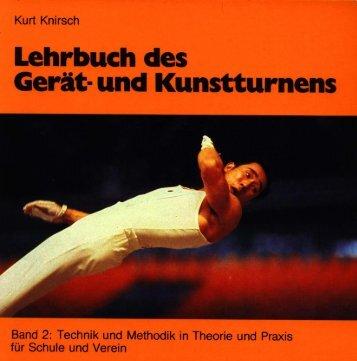 Lehrbuch des Gerät- und Kunstturnens - getugossau.ch