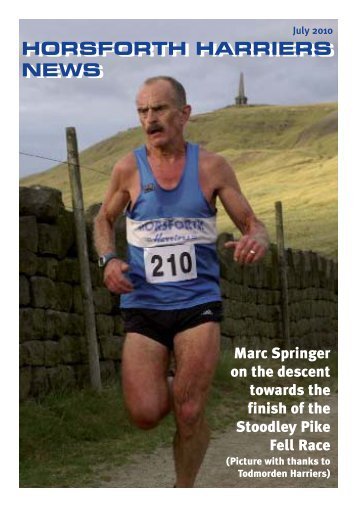 July 2010 newsletter:Layout 1 - Horsforth Harriers